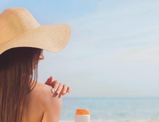 préparer et protéger sa peau du soleil